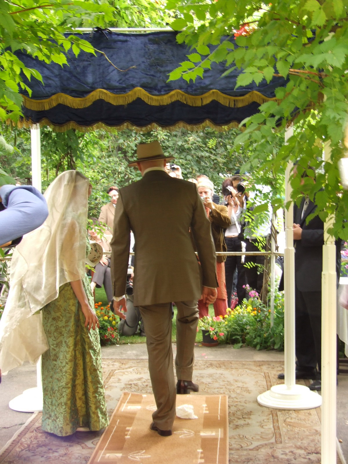 Házassági zsidó hagyomány